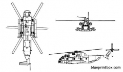 ch 53 sea stallion model airplane plan