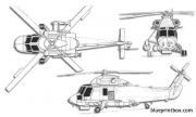 chopper3 model airplane plan