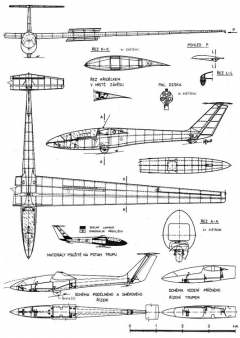 cobra 3v model airplane plan