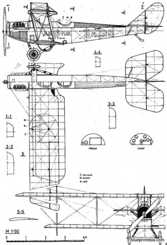 curtiss jn 4 jenny model airplane plan