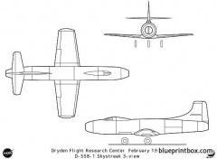d 558 model airplane plan