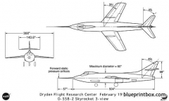 d 558 2 model airplane plan