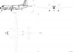 dassault atl2 model airplane plan