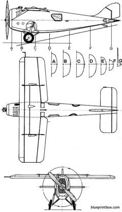 daytonwright model airplane plan