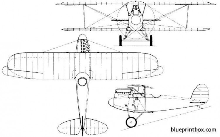 dfw d i 02 model airplane plan
