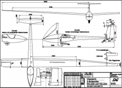 dg200 3v model airplane plan
