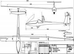 dg400 3v model airplane plan