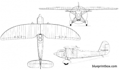 do dornier model airplane plan
