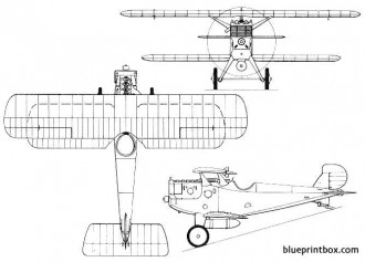 dornier di 2 model airplane plan