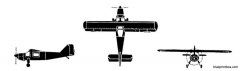 dornier do 127 model airplane plan