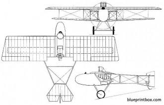 dornier zeppelin vi model airplane plan