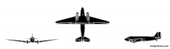 douglas dc 3 dakota model airplane plan