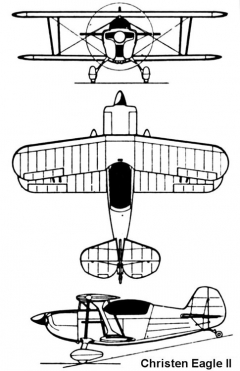 eagle2 3v model airplane plan