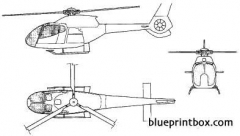 ec120 (china) model airplane plan