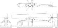 erickson aircrane model airplane plan