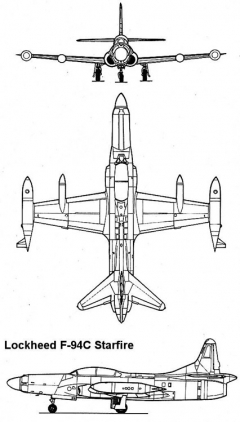 f94c 3v model airplane plan