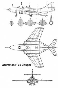 f9j 1 3v model airplane plan