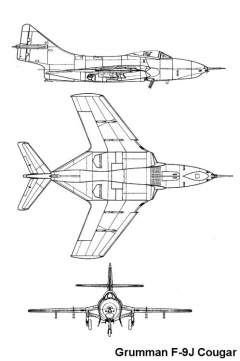 f9j 2 3v model airplane plan