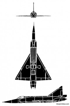 f 102 delta dagger model airplane plan
