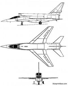 f 107 model airplane plan
