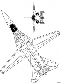 f 111 3 model airplane plan