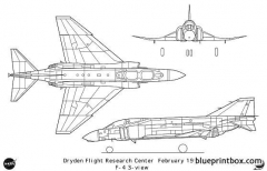 f 4 model airplane plan