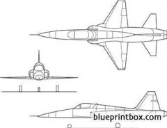 f 5 2 model airplane plan