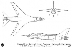 f 8scw model airplane plan