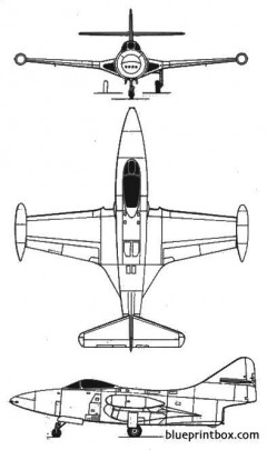 f 9 f model airplane plan