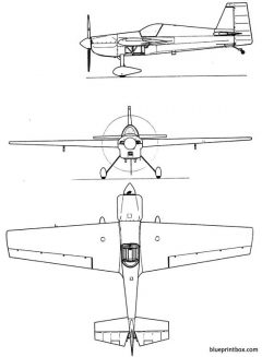 feugraytr 260 model airplane plan
