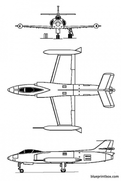 ffa p 16 mkiii model airplane plan