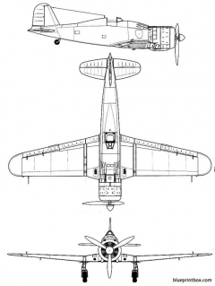 fiat g 50 model airplane plan