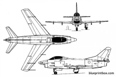 fiat g 91 r4 model airplane plan