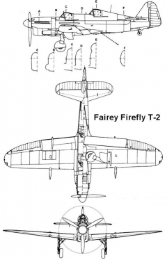 firefly 2 3v model airplane plan