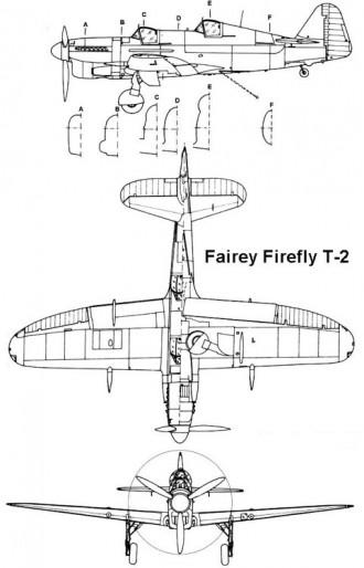 firefly 2 3v model airplane plan