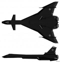 firefox model airplane plan
