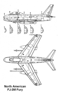 fj3m 2 3v model airplane plan