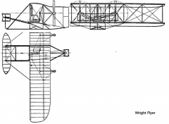 flyer 3v model airplane plan