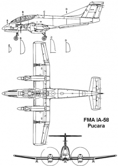 fma58 2 3v model airplane plan