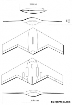 foas raf 3 model airplane plan