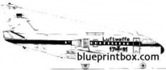 focke wulf vfw 614 model airplane plan