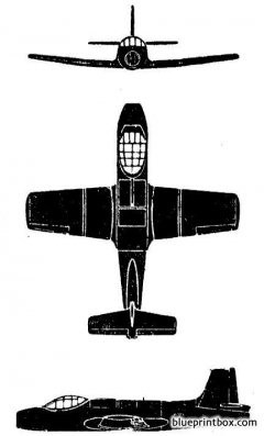 fokker f14 model airplane plan