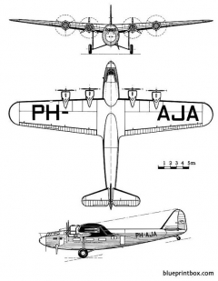 fokker f xxxvi model airplane plan