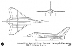 fsd 1 model airplane plan