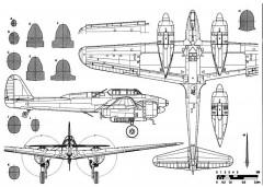 gekko 1 3v model airplane plan