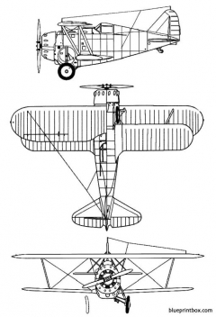 grumman f2f1 model airplane plan
