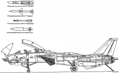 grumman f 14 tomcat 2 2 model airplane plan