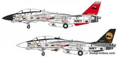 grumman f 14d super tomcat 2 model airplane plan