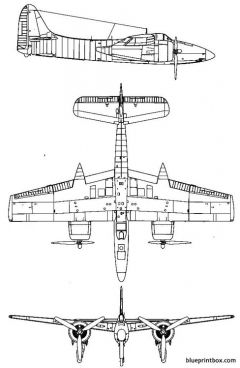 grumman f 7f1 tigercat model airplane plan