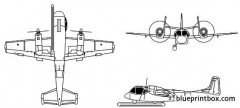 grumman ov 1 mohawk model airplane plan
